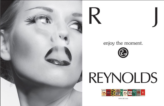 R.J. Reynolds Enjoyment Campaign