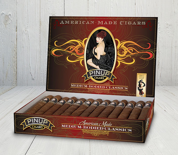 Pinup Cigars Classics Box