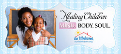 Our Little Haven Mind Ad / Billboard