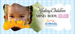 Our Little Haven Soul Ad / Billboard