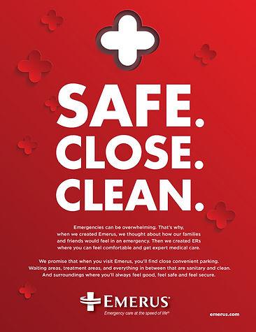 Emerus Emergency Care Ad