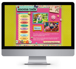 MomsTalk.com website