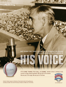 Cardinals Hall of Fame Buck Poster