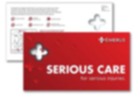 Emerus Emergency Care Postcard
