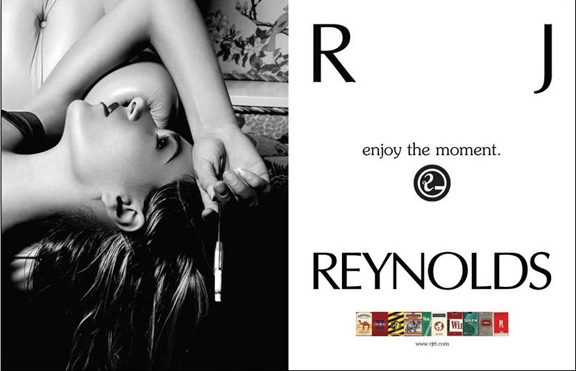 R.J. Reynolds - Enjoyment Campaign