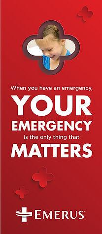 Emerus Emergency Care Brochure