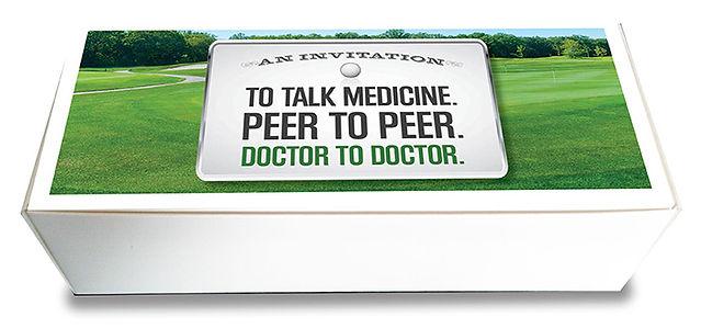 Emerus Physician Recruitment Golf Mailer