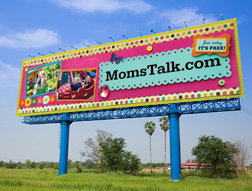 Emerus MomsTalk.com Billboard