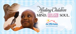 Our Little Haven Body Ad / Billboard