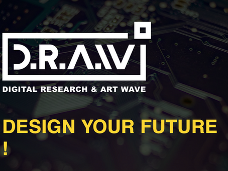 DRAW- DIGITAL RESEARCH & ART WAVE