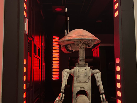 A new Droid has entered the Room