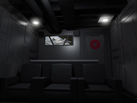 CG Rendering of the design