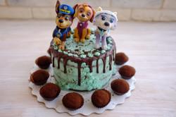 """торт """"Щенячий патруль"""""""