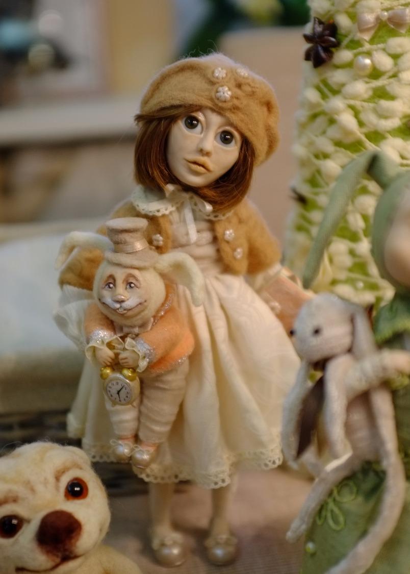 """""""Алиса и белый кролик"""""""
