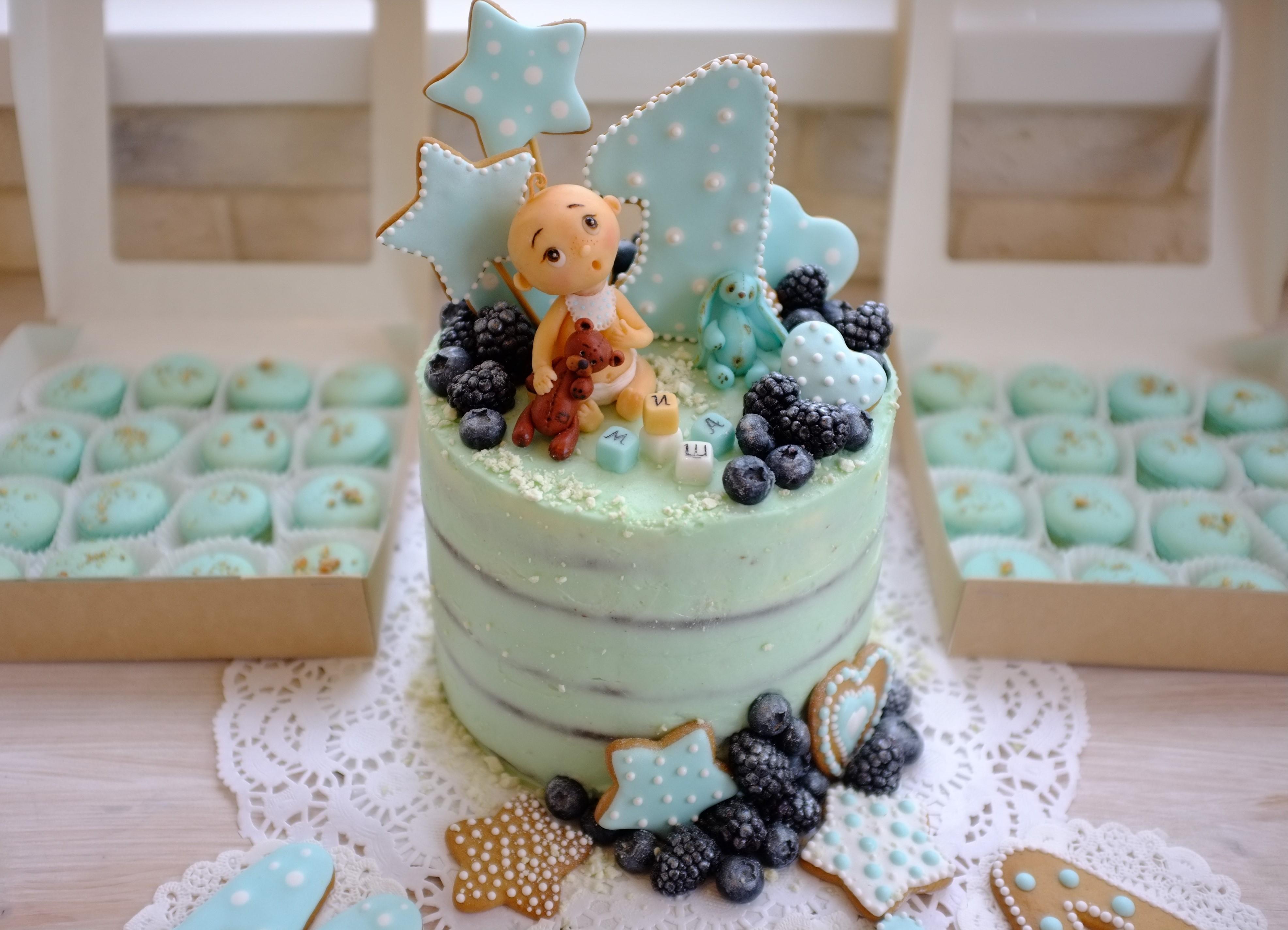 "торт ""Мишенька"""