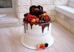 """Торт """" Шоколадное лето"""""""