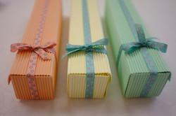подарочный набор из 6 macarons
