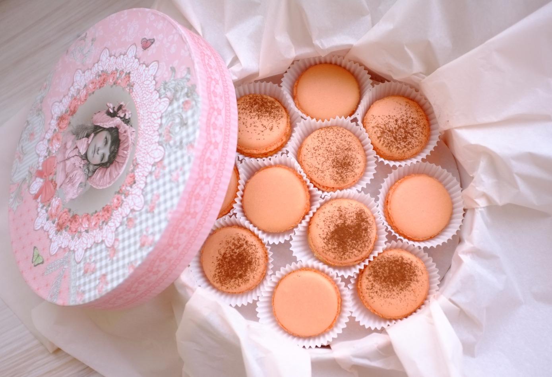 подарочный набор macarons