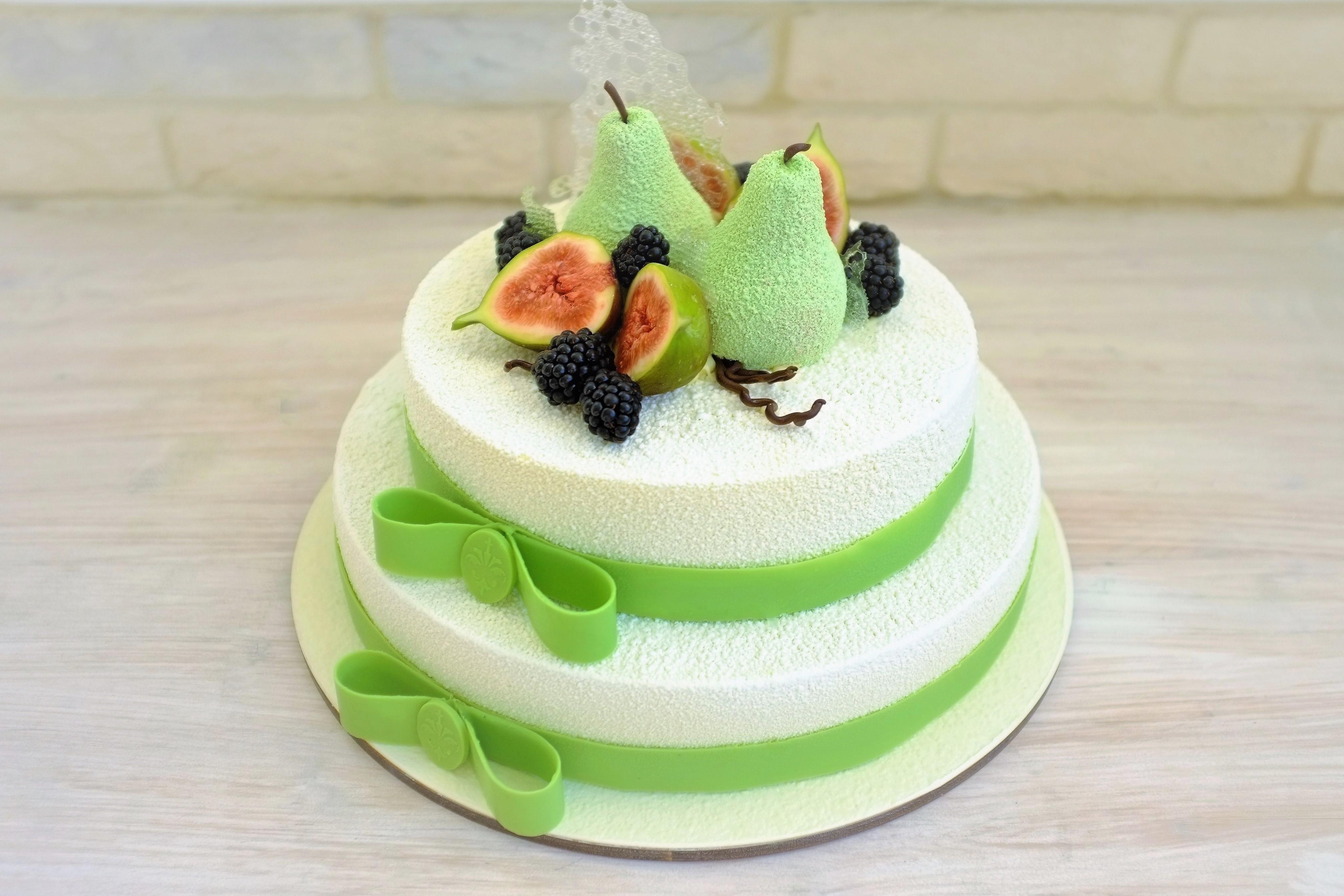 Торт ярусный