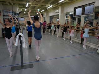Amour Ballet 1周年記念キャンペーン 1週間¥0で体験レッスン受け放題!