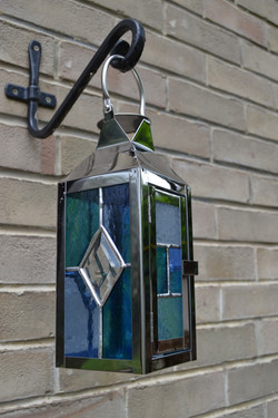 Indoor/outdoor lantern