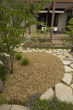 21/32 植物好きのための庭 ガーデン工事