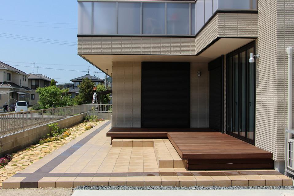 03/12 三世代で楽しむ庭 ガーデン工事