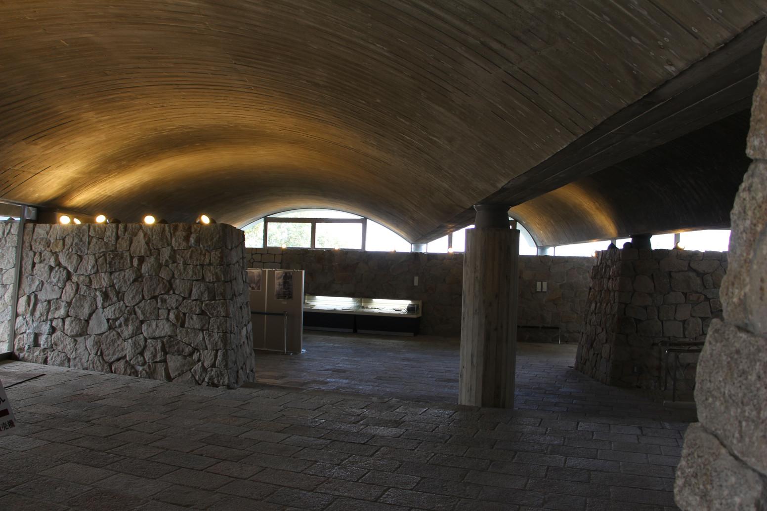 淡路島のRC造建築物