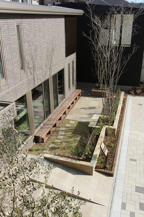 04/22 庭を楽しむ ガーデン&エクステリア工事