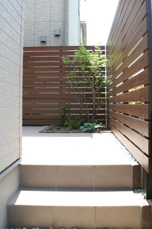 09/13 ローメンテナンスを目指した庭 ガーデン工事