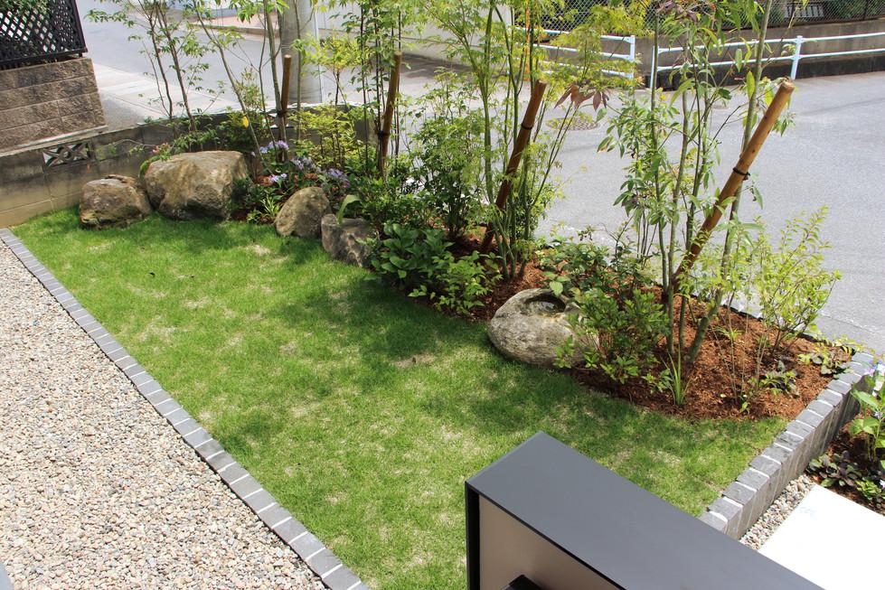 06/32 オープンとクローズドと ガーデン&エクステリア工事