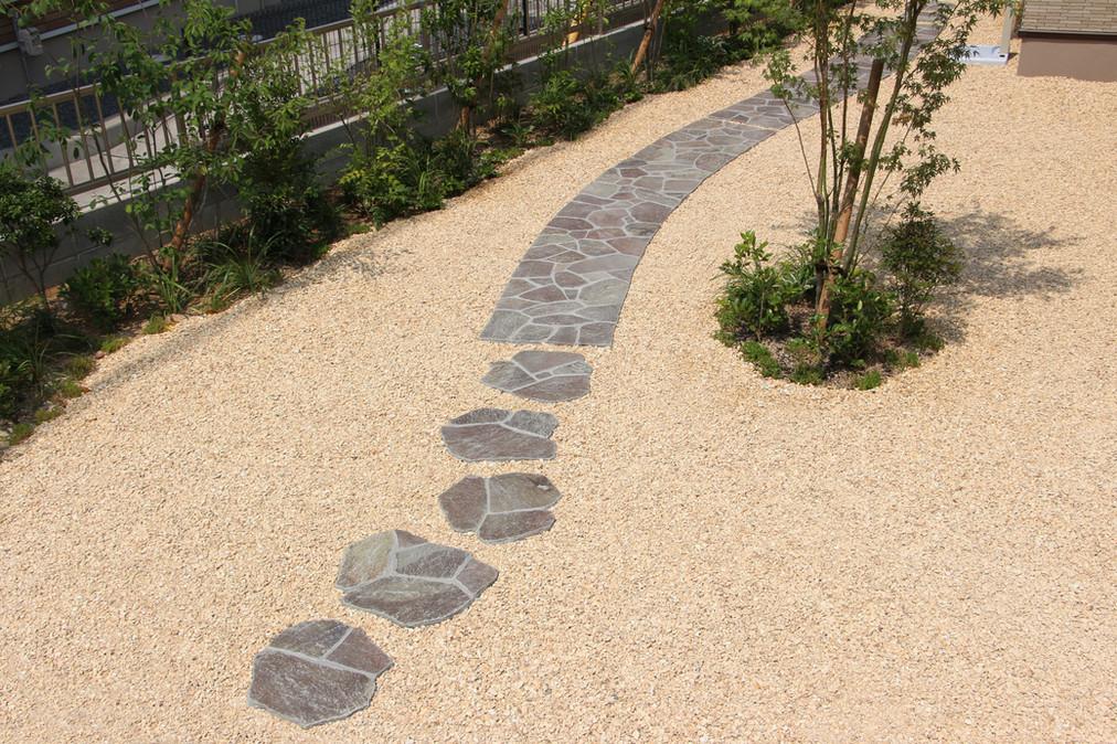 09/26 曖昧な境界線 ガーデン工事