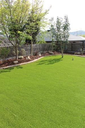05/23 愛犬たちと過ごす庭 ガーデン工事