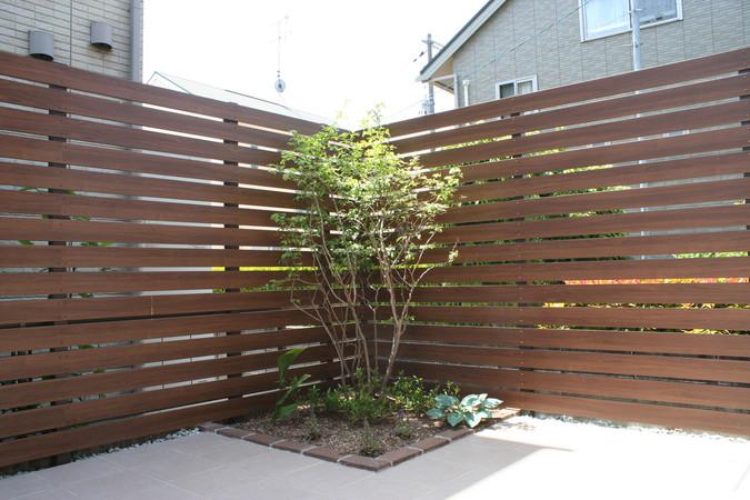 05/13 ローメンテナンスを目指した庭 ガーデン工事