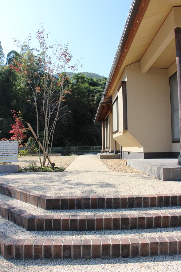 05/30 ゆったりと構える ガーデン工事(リノベーション)