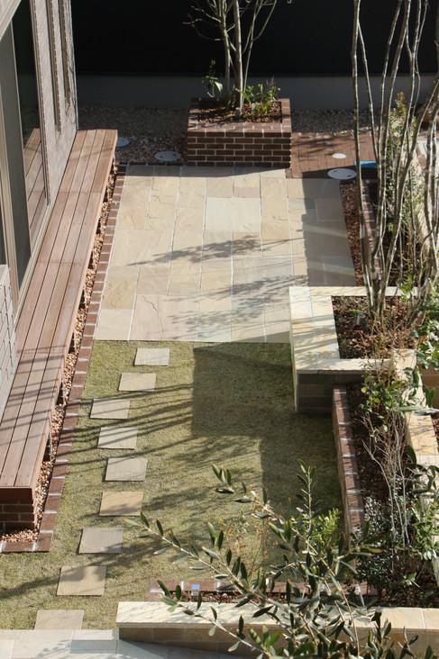 05/22 庭を楽しむ ガーデン&エクステリア工事