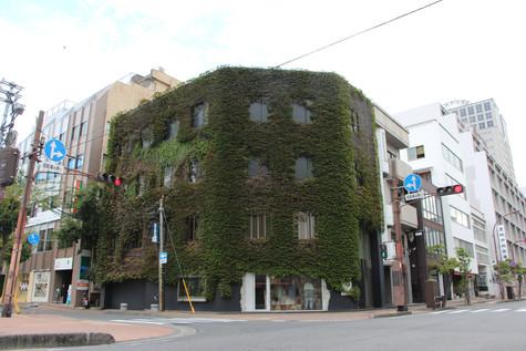 #014 建物と緑について(壁面緑化、屋上緑化等)