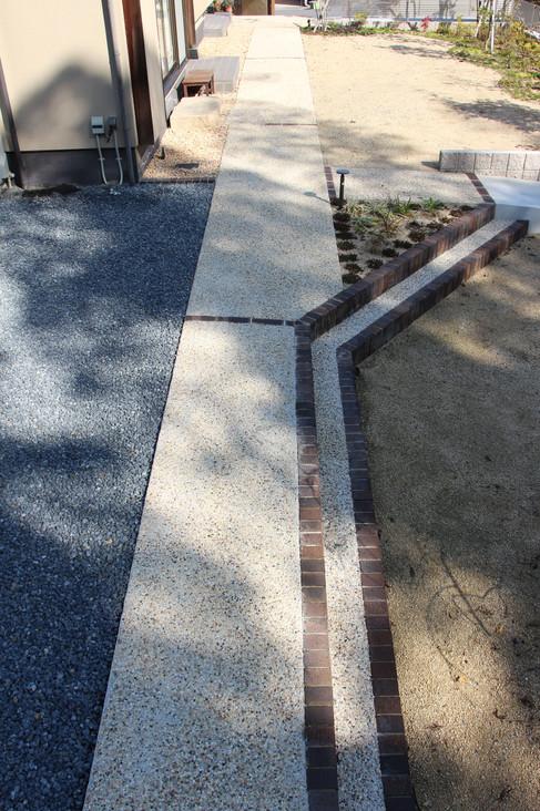 14/30 ゆったりと構える ガーデン工事(リノベーション)