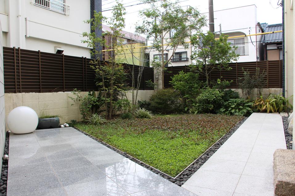 03/10 自邸 未完の庭 ガーデン工事