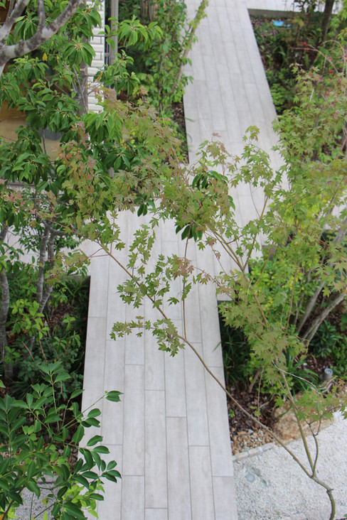 09/11 緑に包まれて(その2) ガーデン&エクステリア工事