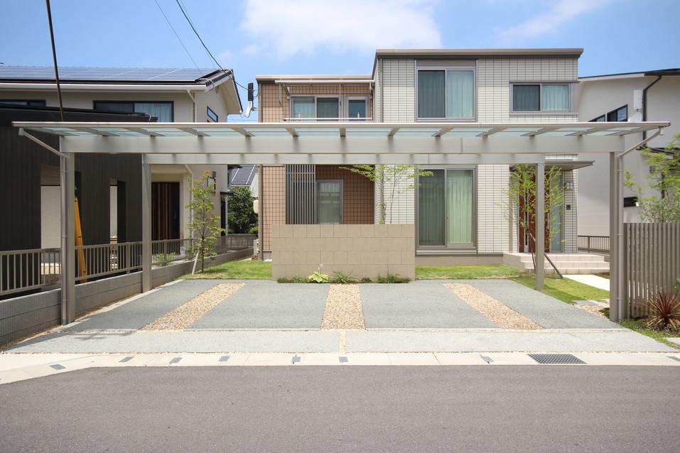 08/40 場を仕切る ガーデン&エクステリア工事