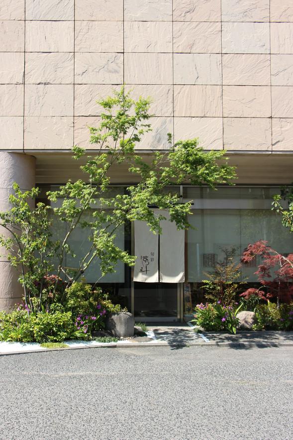 05/14 紅葉をくぐって ガーデン工事(リノベーション)