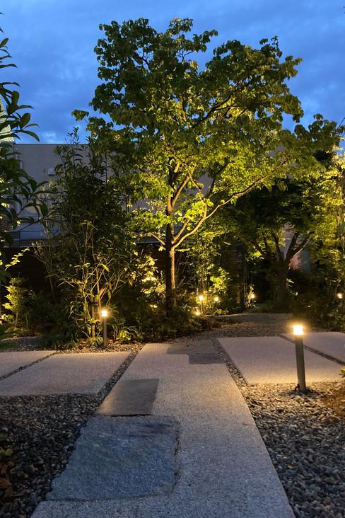 09/31 つながりの庭 ガーデン工事(リノベーション)