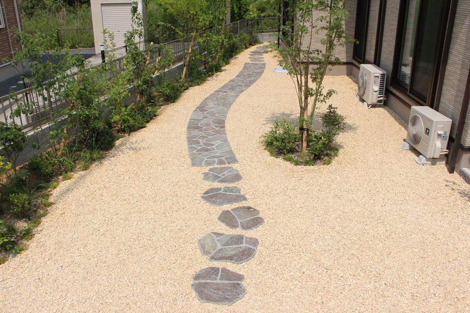 03/26 曖昧な境界線 ガーデン工事
