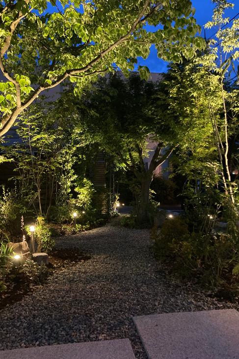 10/31 つながりの庭 ガーデン工事(リノベーション)