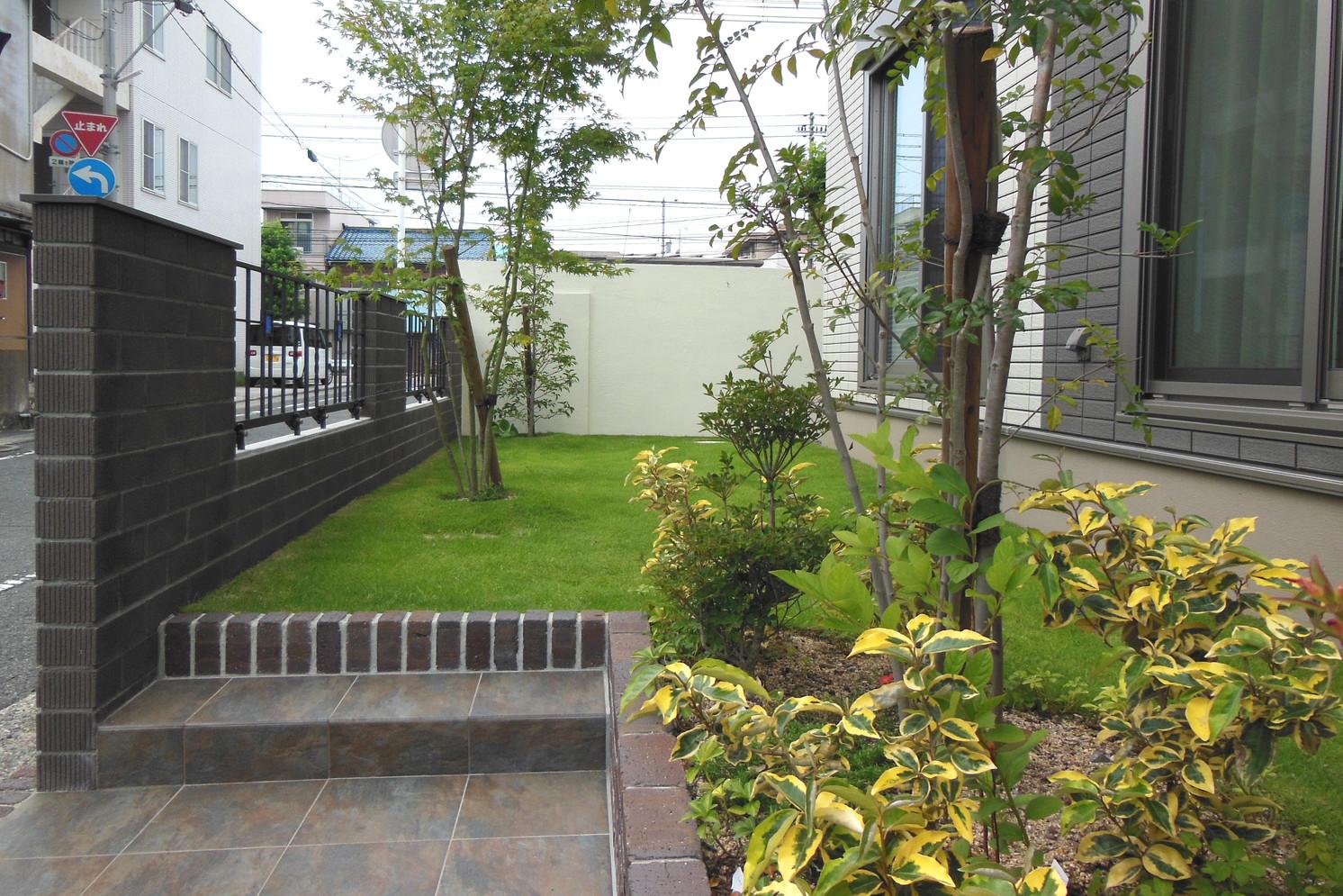 普段着の庭|ガーデン&エクステリア工事