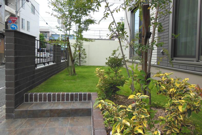 普段着の庭 ガーデン&エクステリア工事