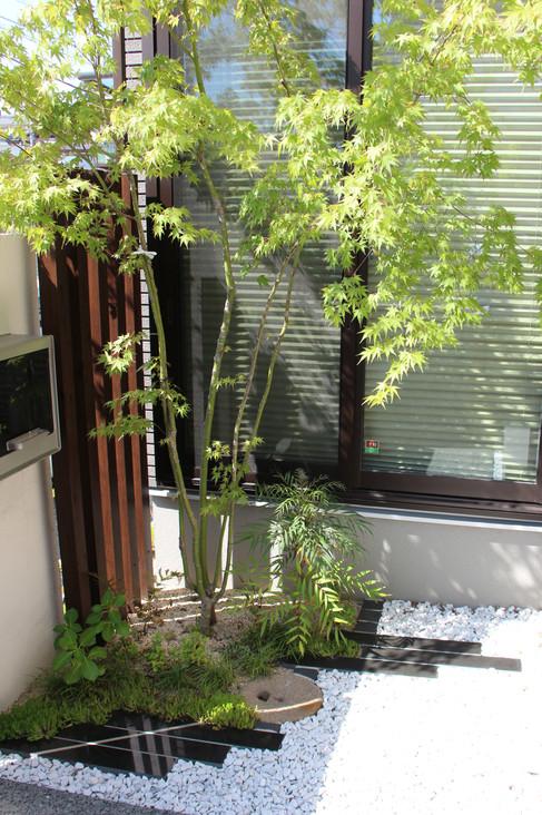 05/25 流れを感じる ガーデン&エクステリア工事