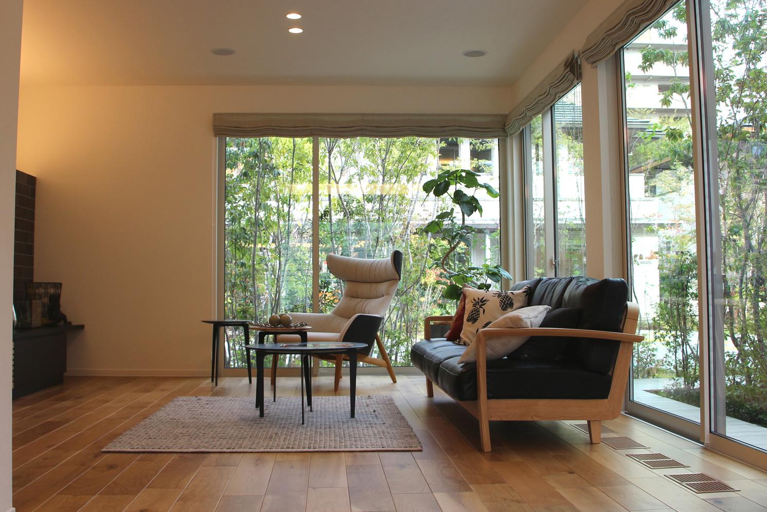緑に包まれて(その2)|ガーデン&エクステリア工事