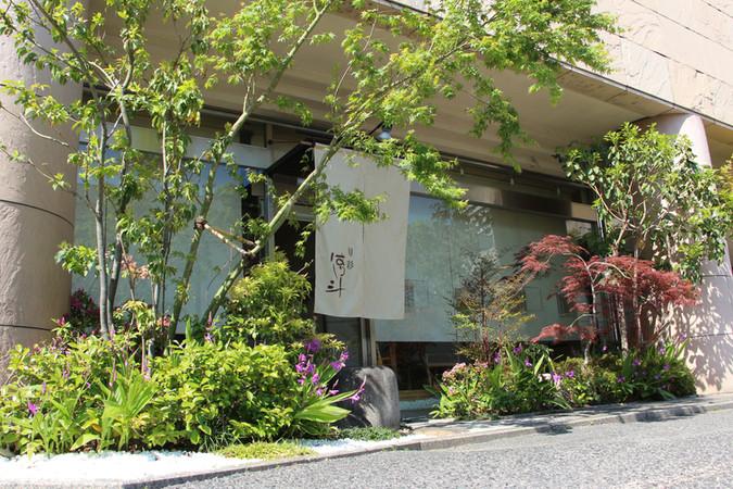 02/14 紅葉をくぐって ガーデン工事(リノベーション)